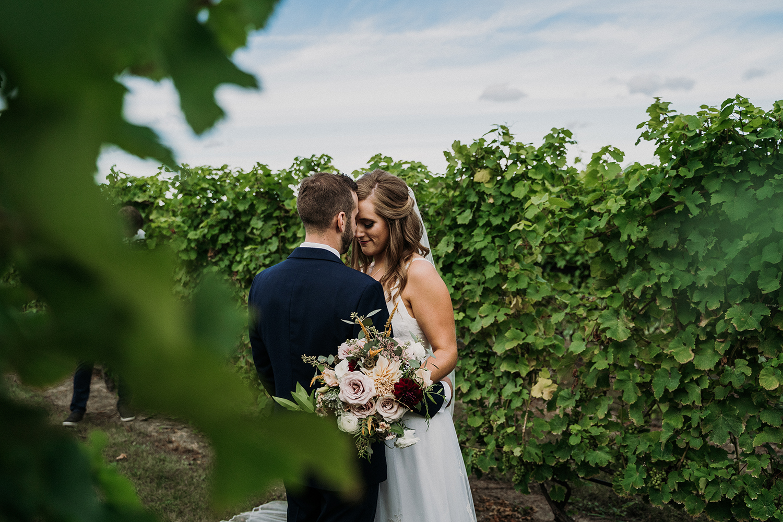 vineyard in northern michigan for wedding