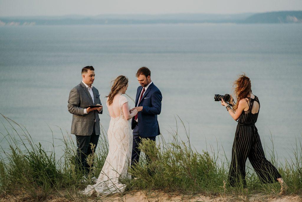 Nicole Geri Photography Photographing Northern Michigan Elopement