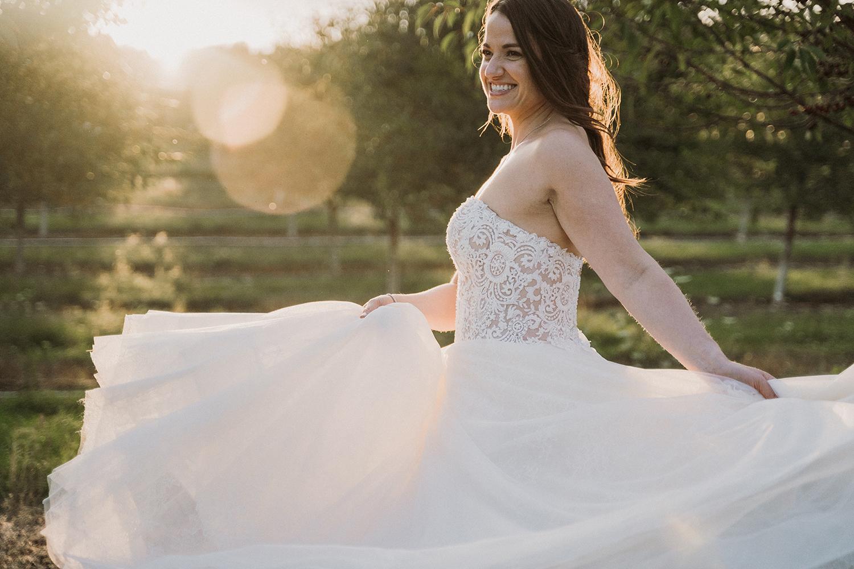 Leelenau Bride