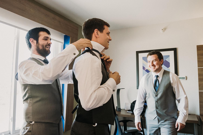 michigan groomsmen