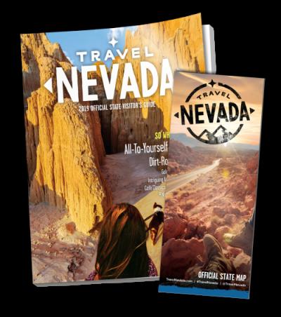 Nicole Geri Travel Nevada Maps