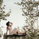 Traverse City Apple Blossoms