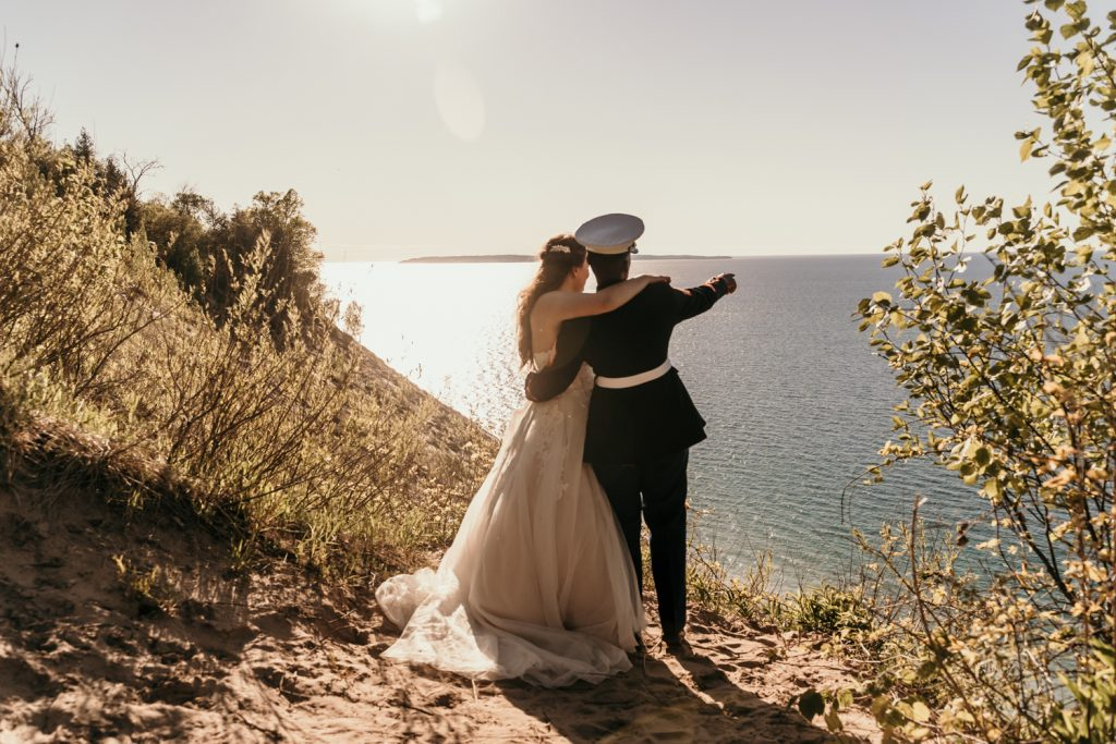 Pyramid Point Elopement