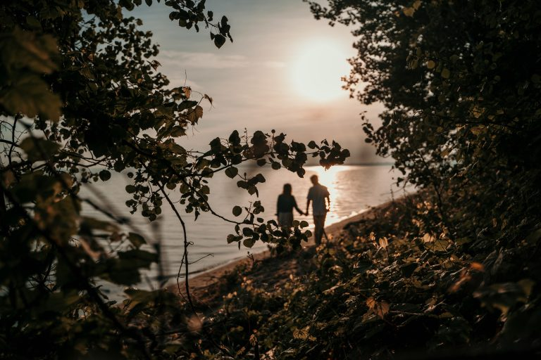 Old Mission Peninsula Engagement Session
