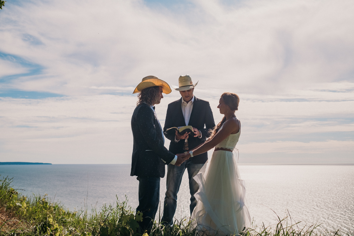 Traverse City Wedding Videographer