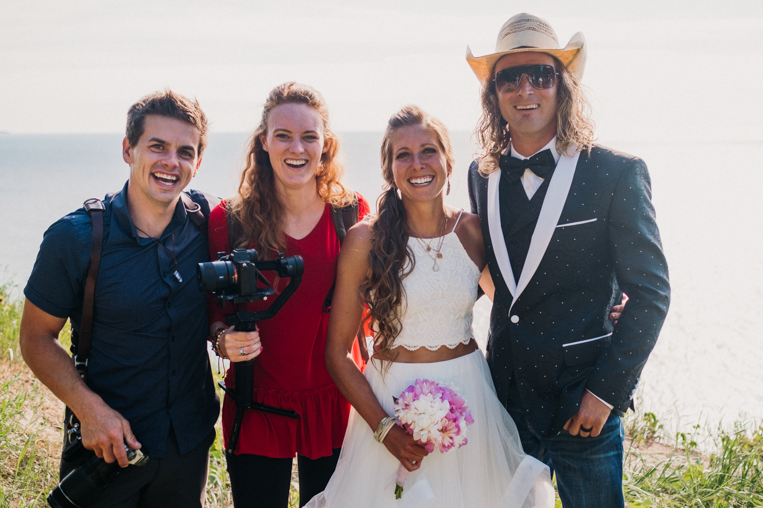 Traverse City Elopement Videographer