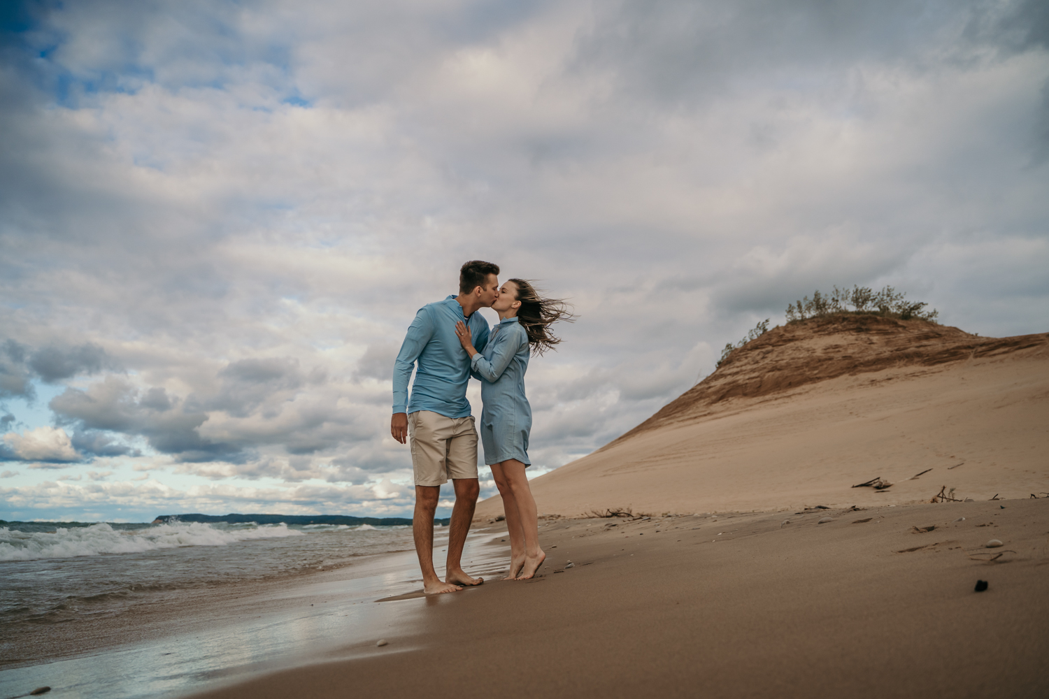sleeping bear dunes proposal