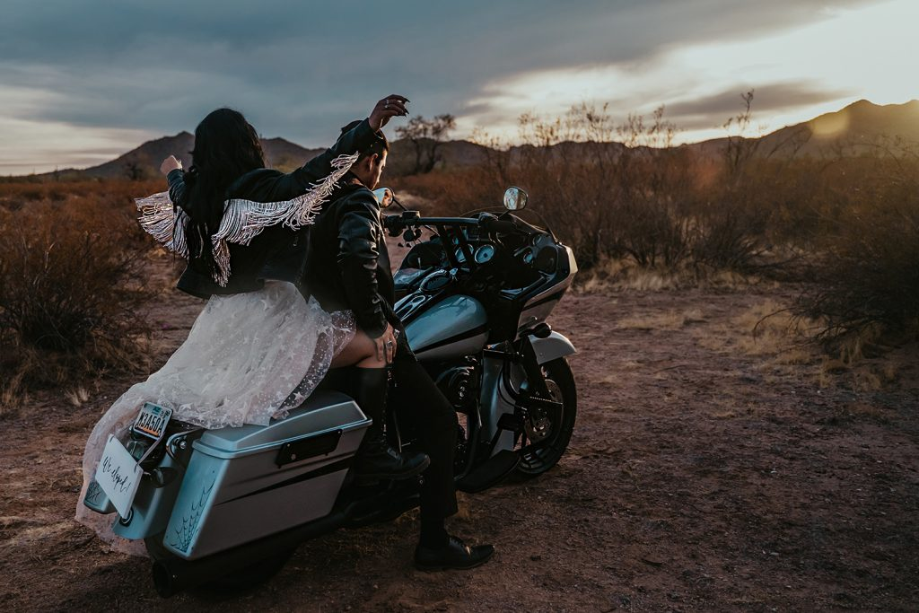 Motocycle Elopement