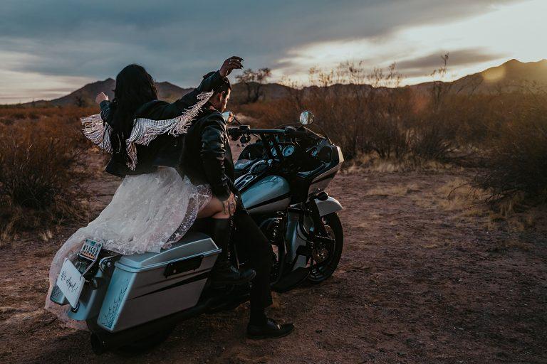 Motocycle Elopement