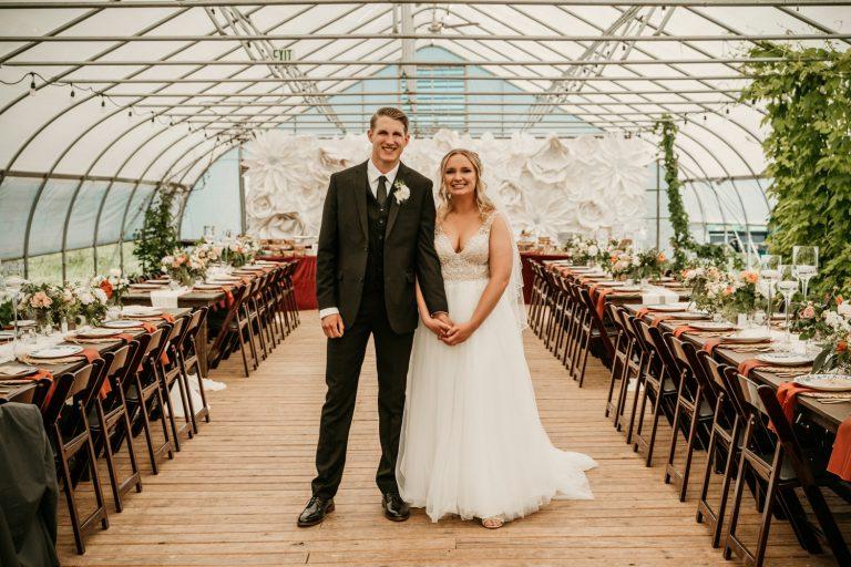 Green Gardens Community Farm Wedding